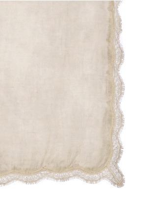 Detail View - Click To Enlarge - Faliero Sarti - 'Milù' virgin wool-blend scarf