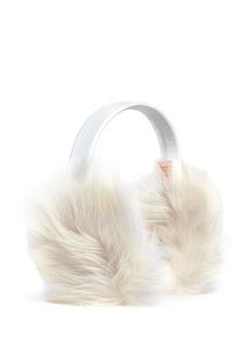 KARL DONOGHUEToscana lambskin shearling earmuffs