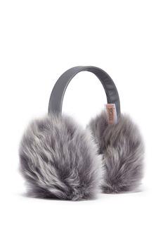 KARL DONOGHUE Toscana lambskin shearling earmuffs