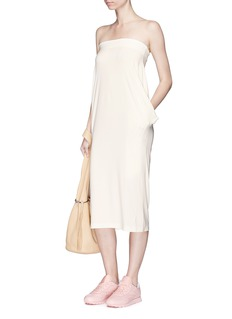 Norma Kamali 'All In One' convertible jersey dress