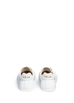 Back View - Click To Enlarge - Veja - Esplar' low-chrome leather sneakers
