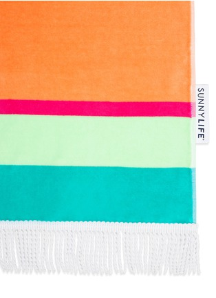 Detail View - Click To Enlarge - Sunnylife - Havana luxe towel