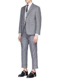 Thom Browne Wool twill suit