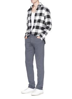 J Brand'Kane' straight jeans