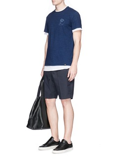 rag & bone 'Vacation' print T-shirt