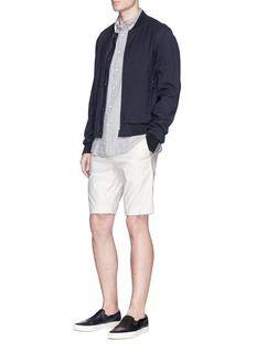 rag & bone 'Beach' cotton double gauze shirt