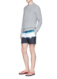 Orlebar Brown 'Pierce' mélange sweatshirt