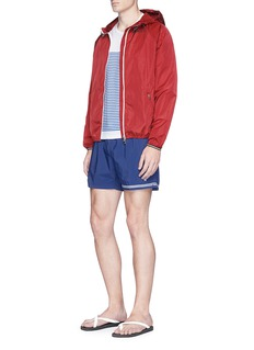 DANWARDRaglan sleeve windbreaker jacket