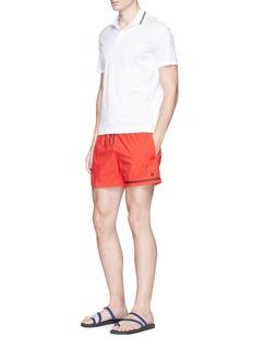 DANWARD Cotton jersey polo shirt