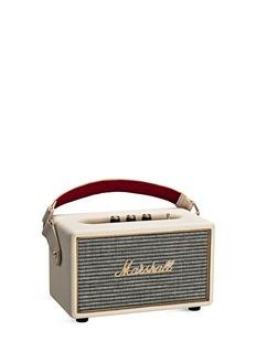 MARSHALL Kilburn便携式蓝牙音箱-奶白色