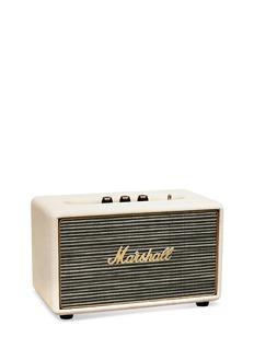MARSHALL Acton无线蓝牙音箱-奶白色