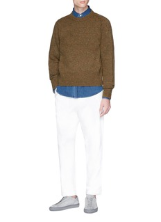 Acne Studios 'Kai' mélange wool sweater