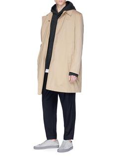 Acne Studios 'Nat' cashmere blend hoodie