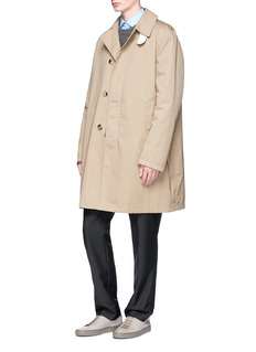 Acne Studios 'Marc' padded twill coat