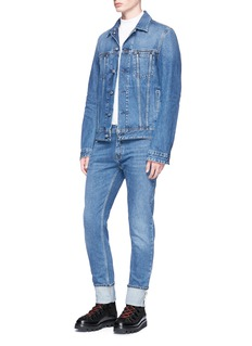 Acne Studios 'Blå Konst Pass' cotton denim jacket