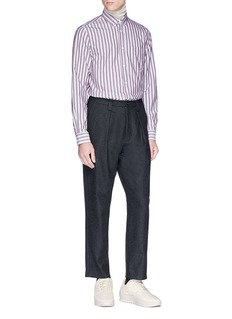 Acne Studios 'Isherwood' stripe Oxford shirt