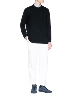 Acne Studios 'Nicha' wool blend sweater