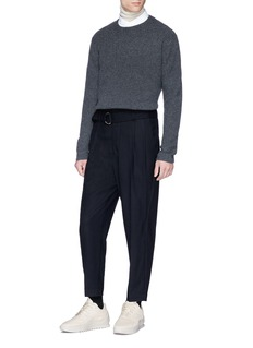 Acne Studios 'Nicholas' wool rib knit sweater
