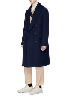 Acne Studios 'Rover Bouclé' wool melton coat