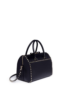 Valentino 'Rockstud' leather duffle bag