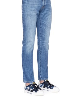 Valentino 'Camustars' print sneakers