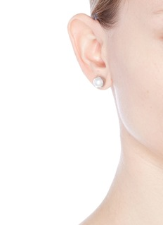 Belinda Chang'Fruity' freshwater pearl stud earrings