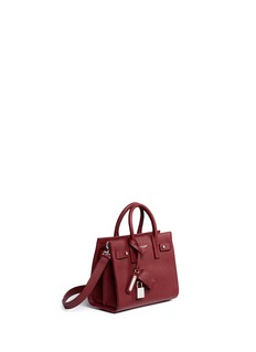 Saint Laurent 'Sac de Jour Souple' nano leather bag