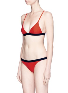 RYE  'Twinx' triangle bikini top