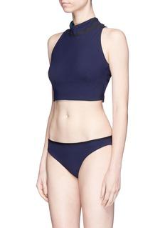 WARD WHILLAS'Ginny' reversible basic bikini bottoms