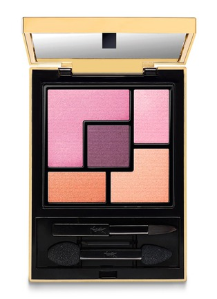 Main View - Click To Enlarge - YSL Beauté - Couture Palette - 09 Rose Baby Doll