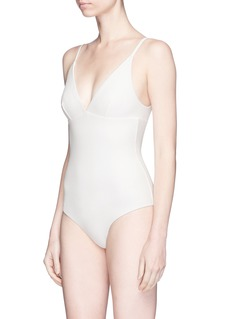 Matteau Swim 'The Plunge' one-piece swimsuit