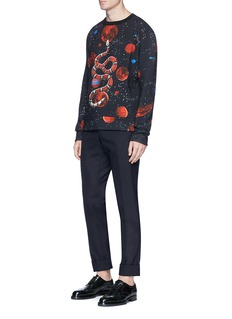 Gucci 'Space Snake' print sweatshirt