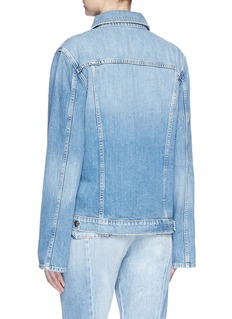 Frame Denim 'Le Jacket' oversized denim jacket
