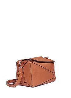 Loewe'Puzzle' extra large calfskin leather bag