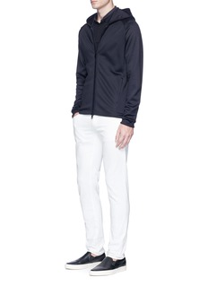 Armani Collezioni Slim fit polo shirt