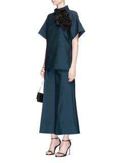 Roksanda 'Hasani' high waist suiting culottes