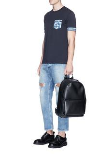 Dolce & GabbanaSicilian majolica print T-shirt