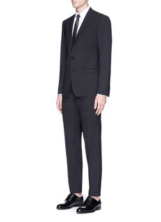 Dolce & Gabbana 'Gold' slim fit virgin wool suit
