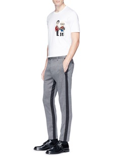 Dolce & Gabbana DG Family patch T-shirt