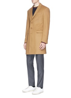 Paul Smith Dot jacquard wool twill pants