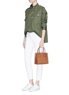 Michael Kors 'Mercer' medium leather crossbody bag