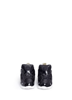 Reebok 'Versa Pump Fury SYN' mesh toddler sneakers