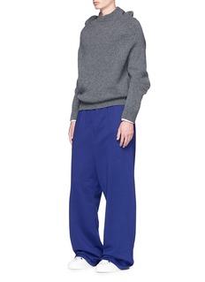 BalenciagaVirgin wool sweater