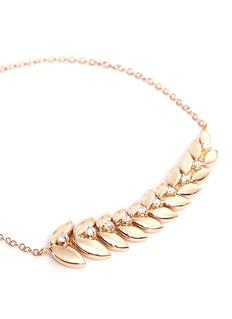 Ferrari Firenze'Spiga' diamond 18k rose gold vine bracelet