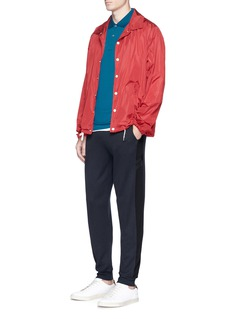 PS by Paul Smith Contrast outseam sweatpants