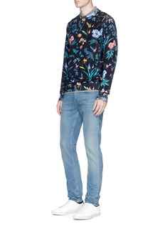 PS by Paul Smith Floral print sweatshirt