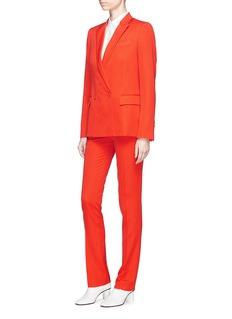 Stella McCartney 'Jodi' wool twill pants