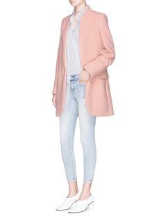 Stella McCartney 'Bryce' melton coat