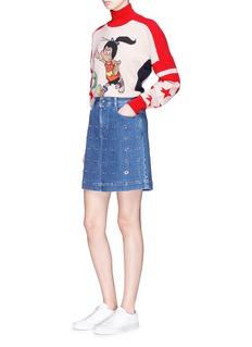 Stella McCartney 'The Dandy' intarsia turtleneck sweater