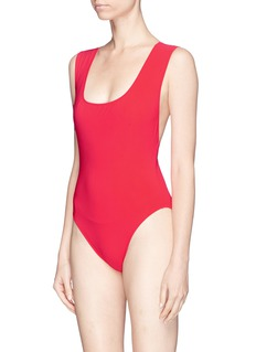 Araks 'Jireh' cutout back one-piece swimsuit